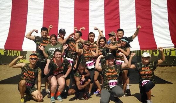 Ocr's Dirtiest! Mud Run 2014 T-Shirt Photo