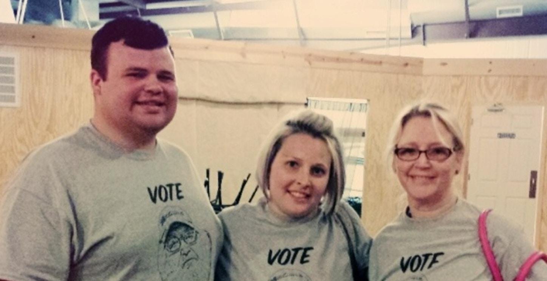 Vote Jack T-Shirt Photo