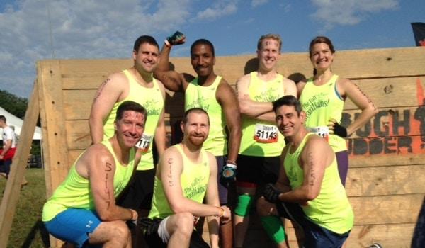 Full Brazilian Tough Mudders! T-Shirt Photo