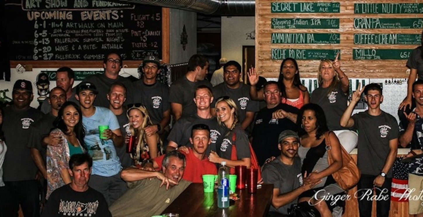 Fundraiser At Local Brewery!!! T-Shirt Photo