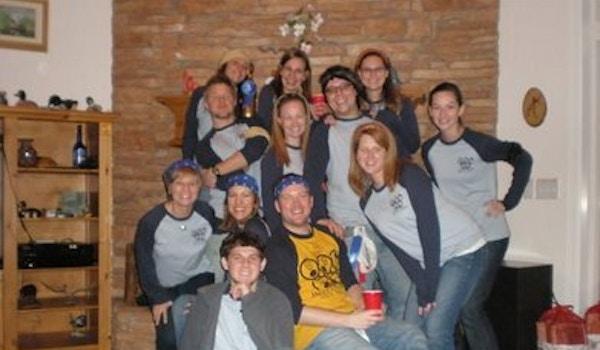 2008 Beer Olympians T-Shirt Photo
