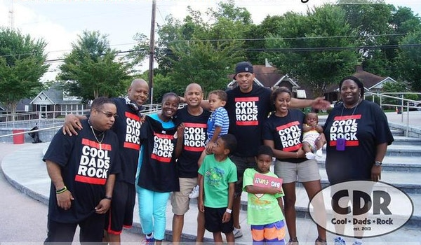 Cool Dads Rock In The Park T-Shirt Photo