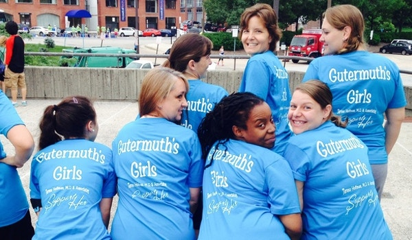 We've Got Your Back! T-Shirt Photo