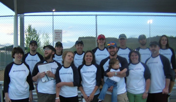 Softball Fun Amidst A Terrible Losing Streak T-Shirt Photo
