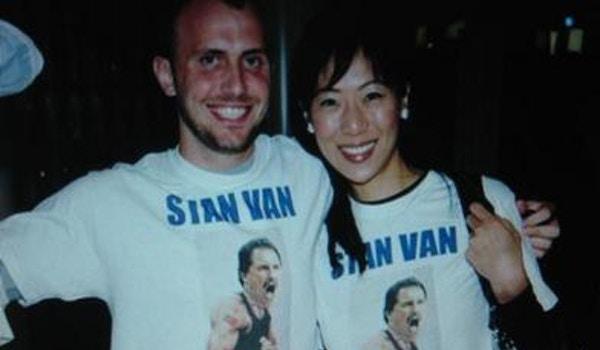 Stan Van Damme T-Shirt Photo