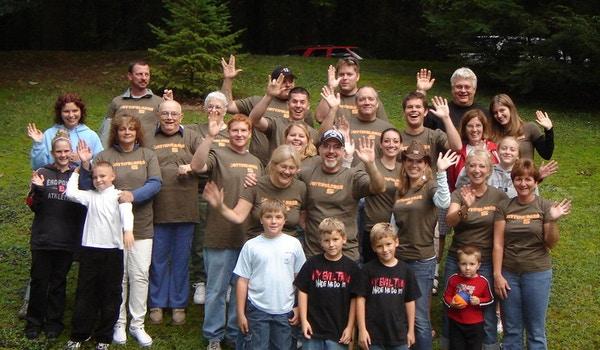 Pattipalooza: 5th Annual Labor Day Picnic 2006 T-Shirt Photo