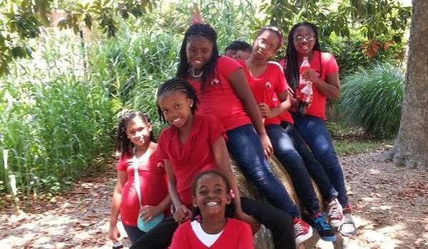 Girls In Pearls...Diamonds In The Making T-Shirt Photo