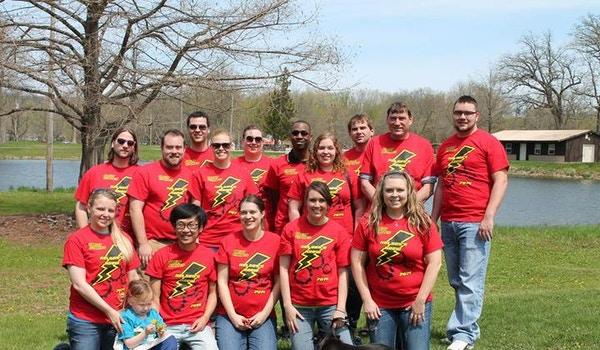 Cystic Fibrosis Walk: Kelsey's Krew! T-Shirt Photo