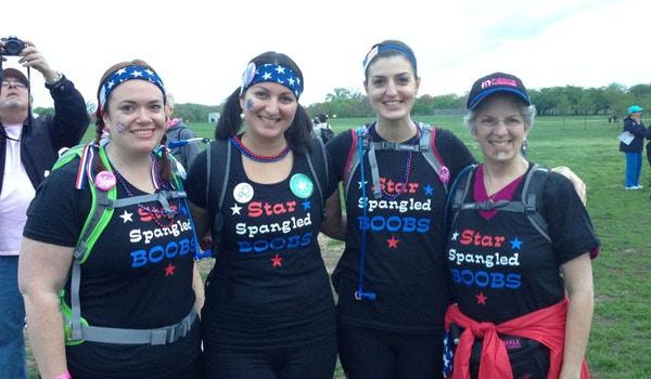 2014 Avon Walk For Breast Cancer In Washington, Dc T-Shirt Photo