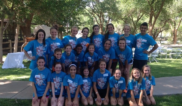 Ucl Team Bonding Camp T-Shirt Photo