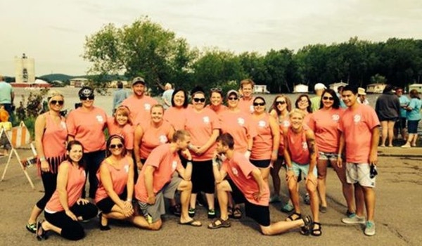 Dragon Boat Crew 2014 T-Shirt Photo