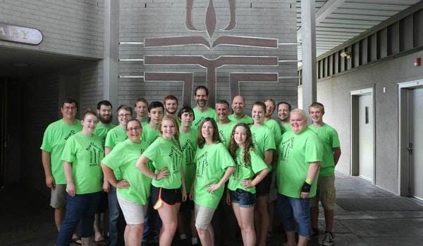 Nola Mission Trip 2014 T-Shirt Photo