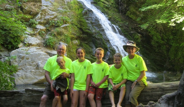 Whiskeytown Falls  Worth The 3 Mile Hike! T-Shirt Photo