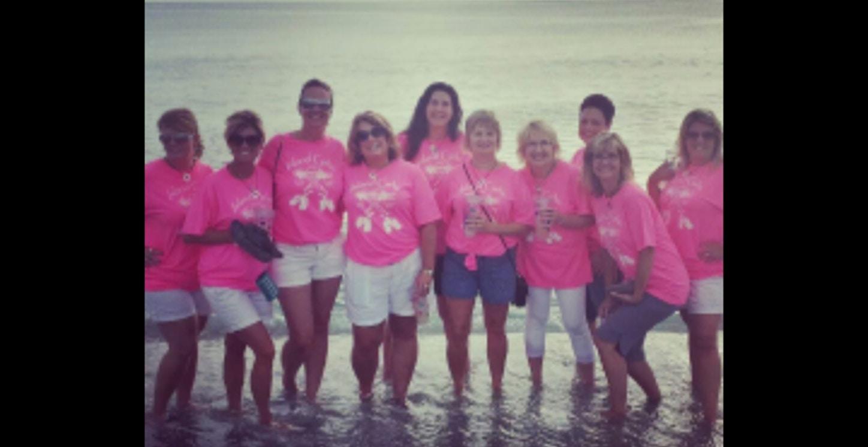 2014 Girlz Florida Trip T-Shirt Photo