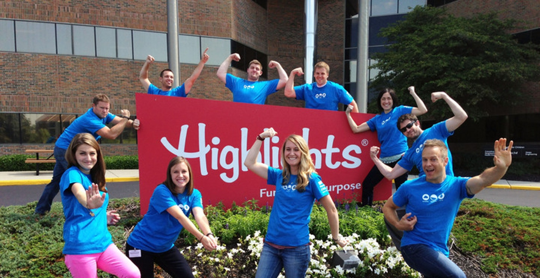 Highlights For Children Wellness Champions T-Shirt Photo