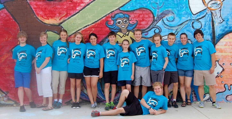 Mission Trip 2014 T-Shirt Photo