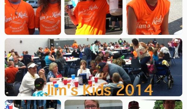 Jim's Kids Christmas In July Celebration T-Shirt Photo