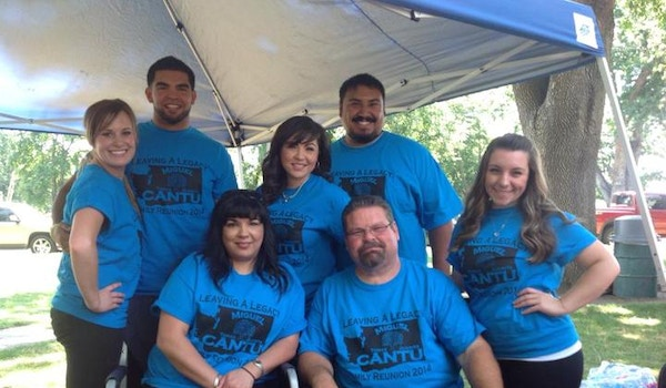 Family Over Everything! T-Shirt Photo
