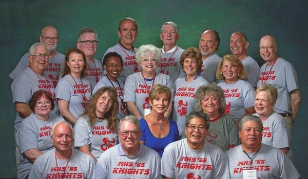 Mhs '65 Knights T-Shirt Photo