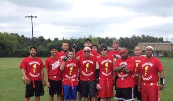 Houston Shockers  T-Shirt Photo