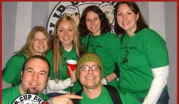 Flip Cup Team: We Have Mono T-Shirt Photo