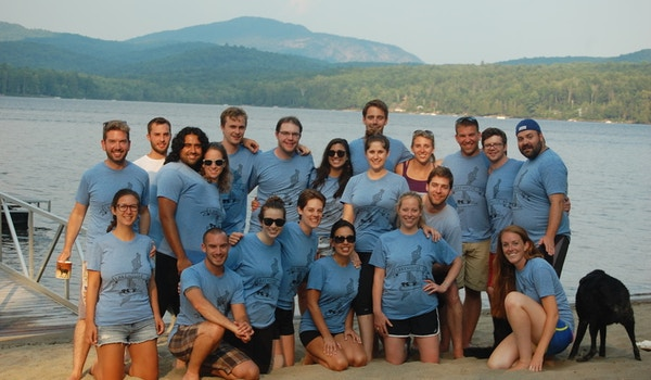 Lakehouse   Ten Year Anniversary T-Shirt Photo