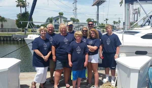 Galveston Family Vacation T-Shirt Photo