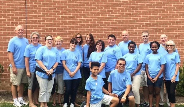 Volunteers In Mission Team, Grace Umc T-Shirt Photo