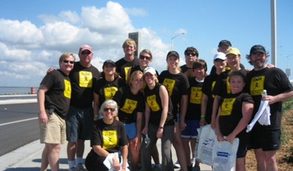 Lagniappe Runners T-Shirt Photo