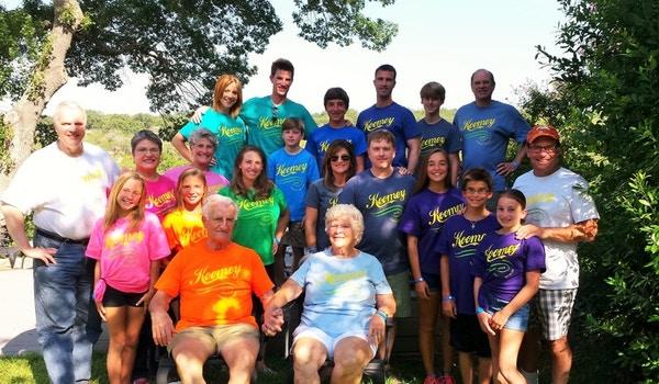 Koomey Family Reunion T-Shirt Photo
