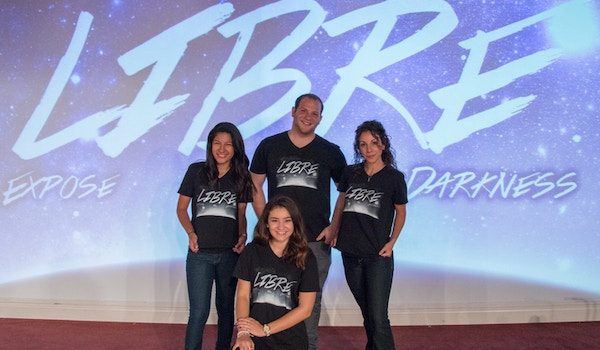 Libre: Expose The Darkness T-Shirt Photo