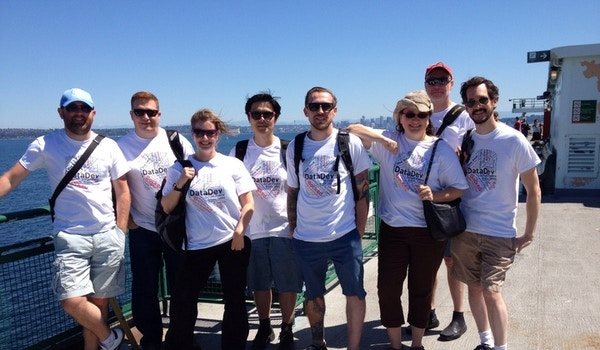 Data Dev Team Retreat T-Shirt Photo
