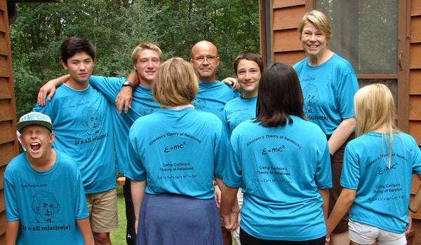 Camp Carlson 2014 T-Shirt Photo