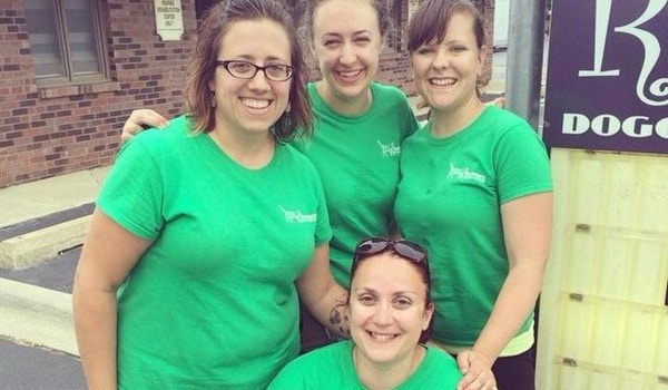 First Fundraiser: Success! T-Shirt Photo