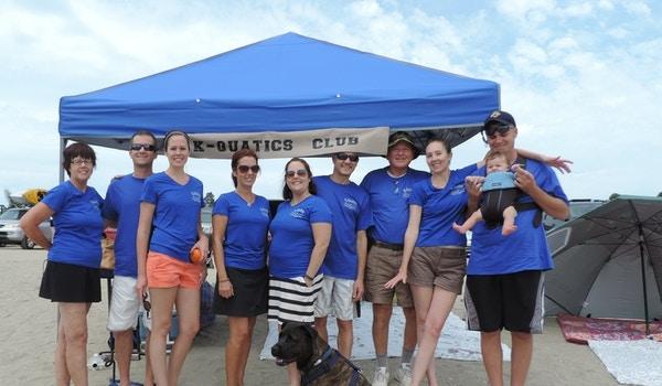 K Quatics Water Sports Club T-Shirt Photo