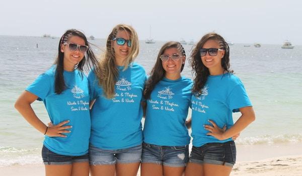 Sweet 16 In Punta Cana T-Shirt Photo