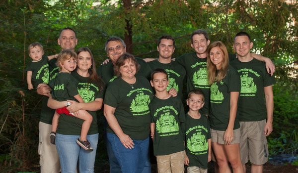 The Moore The Merrier!!! T-Shirt Photo