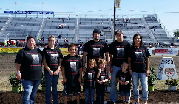 Tractor Pull T-Shirt Photo