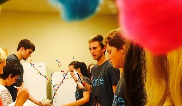 Ignite Youth Ice Cream Party T-Shirt Photo