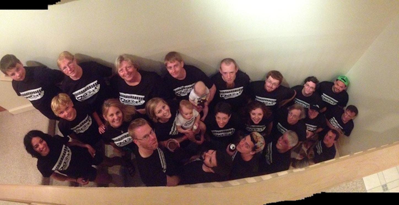 Roland Beach Week 2014 T-Shirt Photo