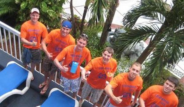 Groomsmen 2008 T-Shirt Photo