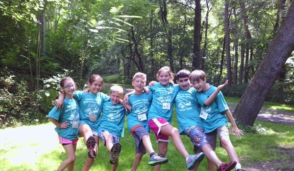 Nature Camp 2014 T-Shirt Photo