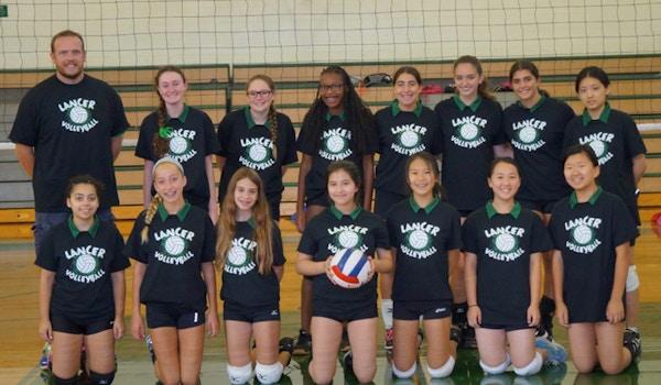 Livingston Girls Freshmen Volleyball T-Shirt Photo