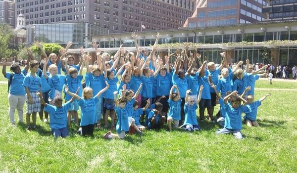 St. Martin's Choir Camp 2014 T-Shirt Photo