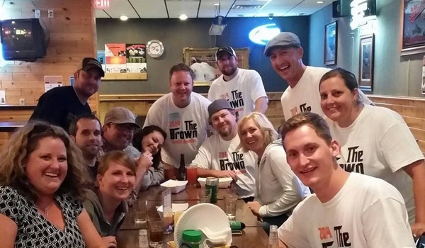 Brown Family Reunion...After Party 2014 T-Shirt Photo