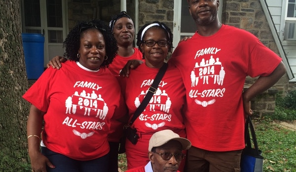 Family Ballers T-Shirt Photo