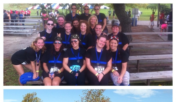 End Of Watch Foundation   Run For Hope 5k T-Shirt Photo