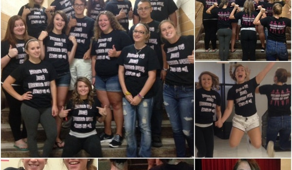 Gc Senior Class Of 2015 T-Shirt Photo