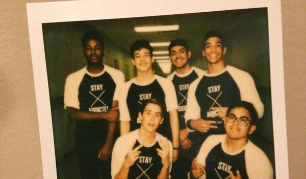 Addicted Dancers Crew T-Shirt Photo