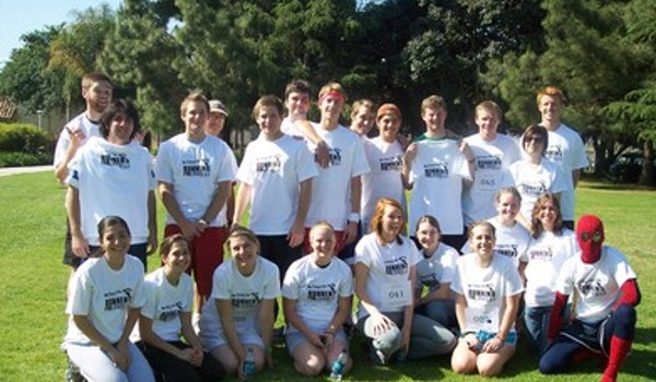 Acting On A.I.D.S. Running 4 Change T-Shirt Photo